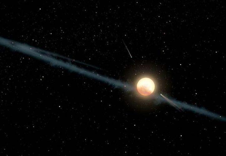 La investigación también encontró evidencia del posible origen de ambos meteoritos. (Excélsior)