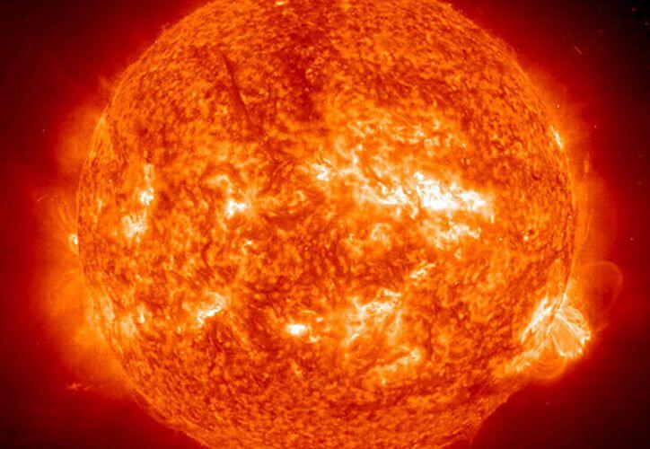 La misma podría afectar los satélites y, por lo tanto, amenazar las telecomunicaciones. (Internet)