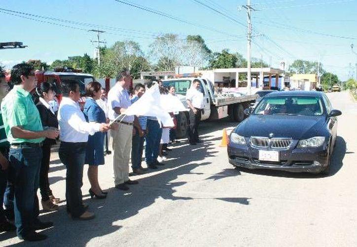 El operativo Guadalupe Reyes comprende el periodo del 3 de diciembre al 6 de enero. (Cortesía/SIPSE)
