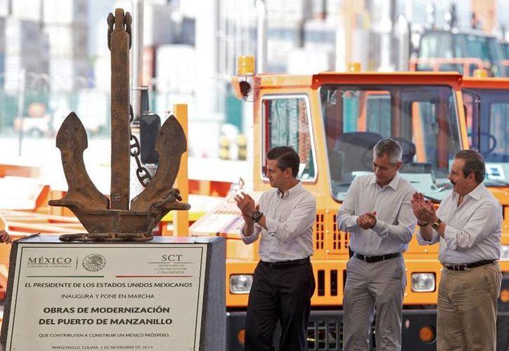 Llaman a aprovechar la privilegiada ubicación geográfica de México. (presidencia.gob.mx)