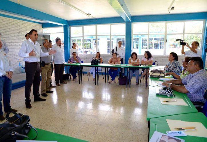 Buscan que México y Quintana Roo cuenten con un sistema educativo eficaz. (Redacción/ SIPSE)