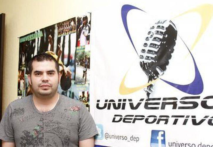 Javier Herrera Aussin indicó que en el evento están involucradas todas las instituciones educativas afiliadas al CONDDE. (Juan Albornoz/SIPSE)