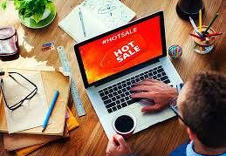 La campaña de ventas online Hot Sale iniciará en el primer minuto de este lunes y terminará en el último del jueves. (Contexto/Internet)