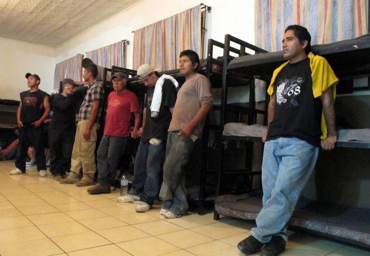Los migrantes indicaron que sus captores habían contactado a sus familiares para exigir rescate económico. (Archivo/Notimex)