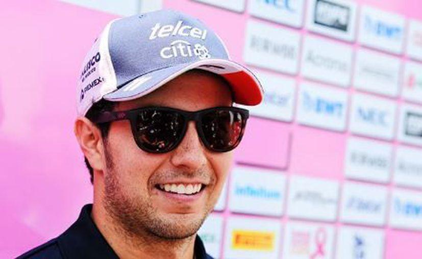 Sergio Pérez espera tener revancha en Austria, luego que en las últimas tres carreras quedó fuera de la zona. (Instagram)