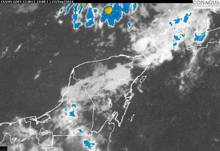 La temperatura máxima en Quintana Roo será de  31 grados centígrados. (Redacción/SIPSE)