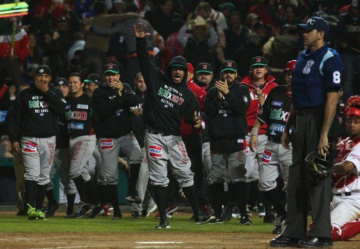 Los Yaquis vinieron de atrás para imponerse a los dominicanos. (Foto: Agencias)