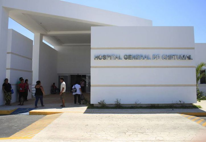 En breve se realizará el cambio de la supervisora para mejorar el ambiente laboral en el hospital. (Harold Alcocer/SIPSE)