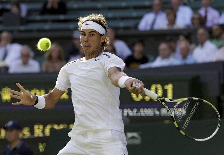 El directivo deseó la pronta recuperación del tenista español. (Agencias)