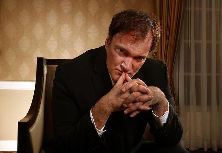 Quentin Tarantino afirma que filmó The hateful eight, a estrenarse este fin de semana, con 'el gran formato perdido de 'Ben-Hur'.  (trbimg.com)