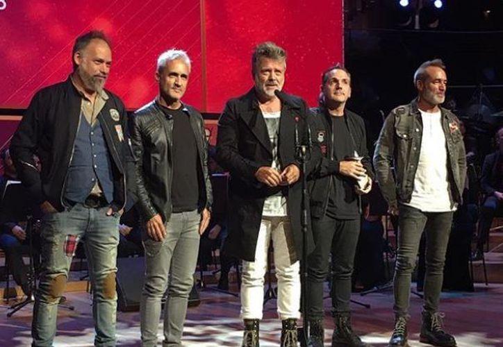 La banda argentina hará una celebración de su disco 1000 Vivos. (Instagram)