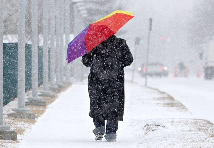 Se pronostica que la tormenta podría afectar estados de la costa noreste como Nueva York, Nueva Jersey, Pennsylvania y Massachussets. (Agencias)