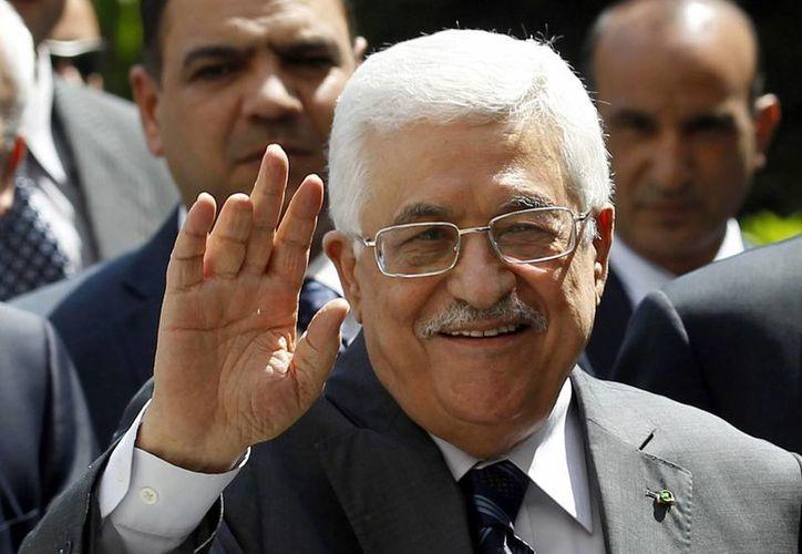 Mahmud Abás encabeza los esfuerzos del gobierno palestino para poner fin a la ocupación israelí en la franja de Gaza. (EFE)
