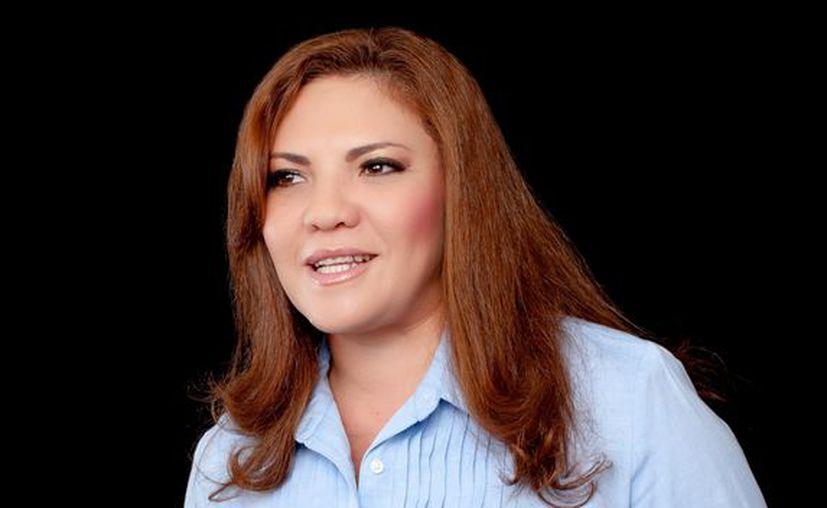 Díaz Lizama explicó que el proyecto de reforma constitucional busca que se otorgue a la mujer y al varón igualdad sustantiva en la Ley. (Cortesía)