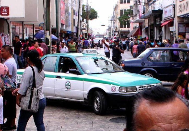 Legisladores del PAN en Yucatán instan a reformar la Ley de Transporte del Estado. (Milenio Novedades/Foto de contexto)