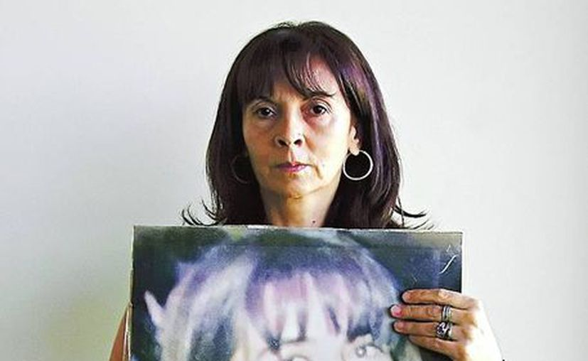 La madre de la víctima, Susana Trimarco. (wordpress.com)