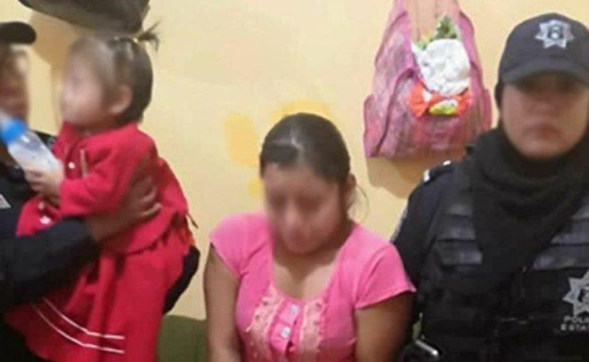 Hoy se dio a conocer que la mujer no irá prisión porque legalmente no puede ser acusada de ningún delito. (Internet)