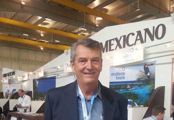 Roberto Cintrón Díaz, asegura que los disturbios no aportan una solución al problema del transporte urbano. (Jesús Tijerina/SIPSE)