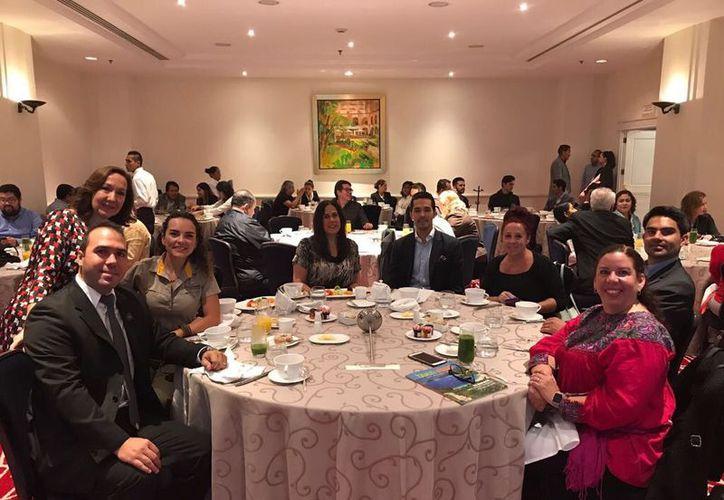 El evento tuvo lugar en la Ciudad de México. (Cortesía)
