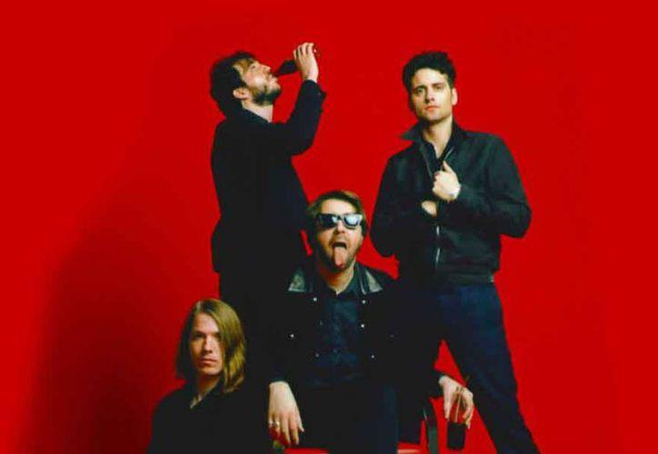 La banda londinense realizará una gira en ciudades de México. (vanguardia.com)