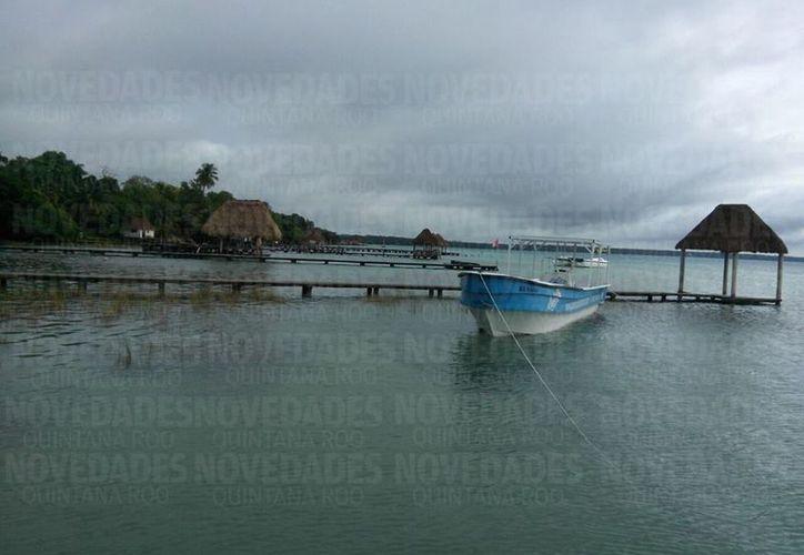 'Franklin' está a punto de dejar Quintana Roo para ingresar a Campeche. (Redacción/ SIPSE)