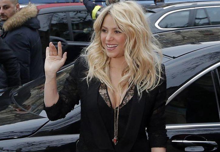 La cantante presentó documentos en una corte negando que tenga éxito gracias a De la Rúa. (Agencias)