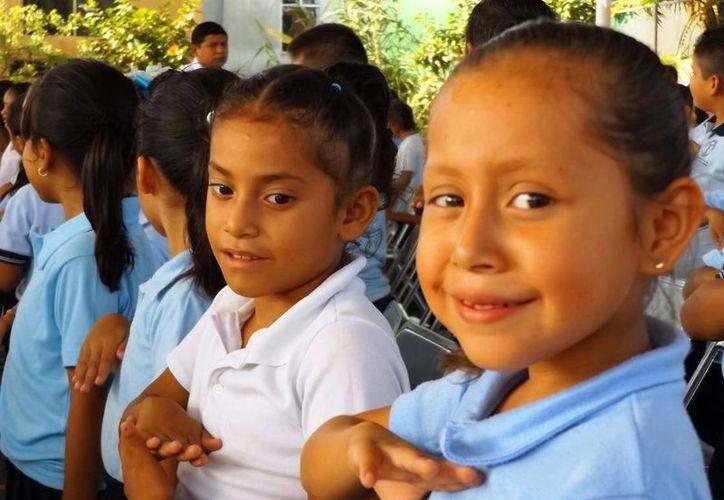 La SEyC anunció que este año iniciará la construcción de 11 escuelas en el municipio de Solidaridad. (Daniel Pacheco/SIPSE)