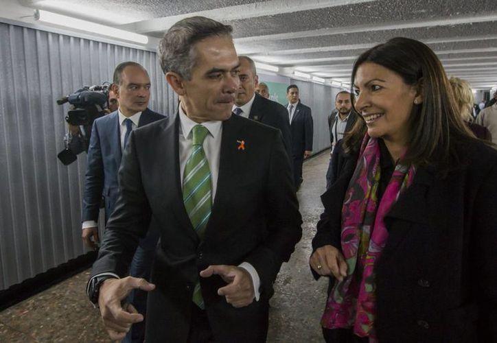 Miguel Ángel Mancera 'libró' un arresto administrativo gracias a un amparo que le concedió el máximo tribunal de la Federación. (Archivo/Notimex)