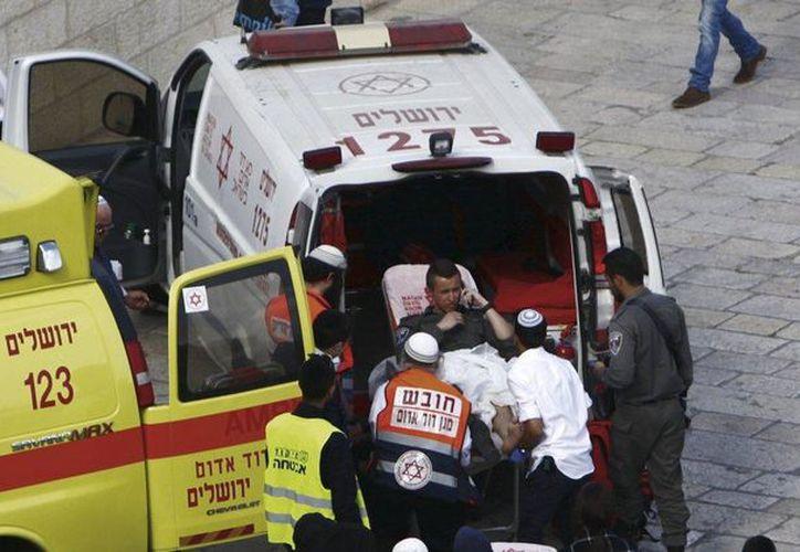 En lo que va de este año al menos 17 palestinos han muerto. (López Doriga)