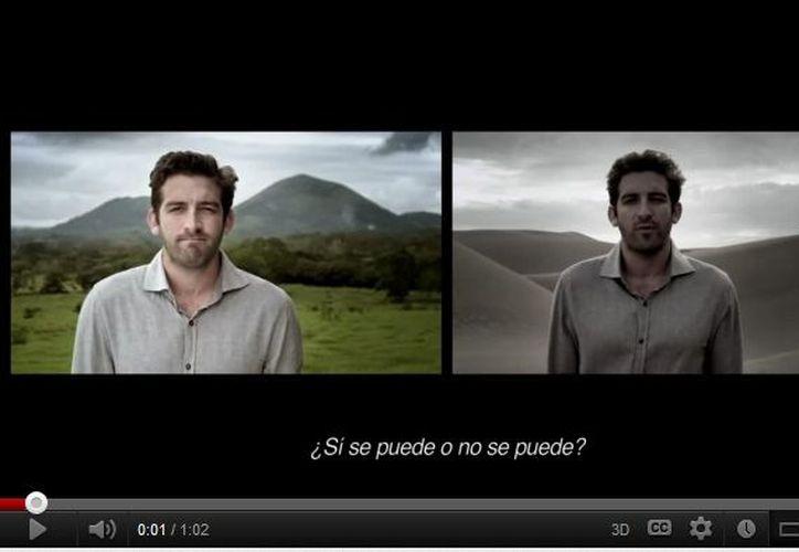 En ambos mensajes se resalta el compromiso por llevar al país a un futuro diferente. (YouTube)