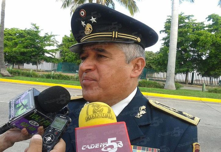 Miguel Hurtado Ochoa, General de Brigada Diplomado de Estado Mayor, es el nuevo comandante de la 32a Zona Militar, en Yucatán. (cadenacinco.com)