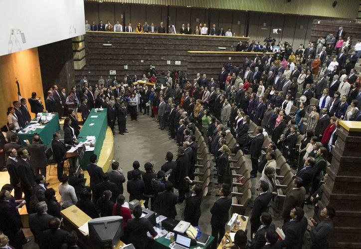 El período de sesiones en la Cámara de Diputados abordará las materias energética, político-electoral y de telecomunicaciones. (Notimex/Archivo)