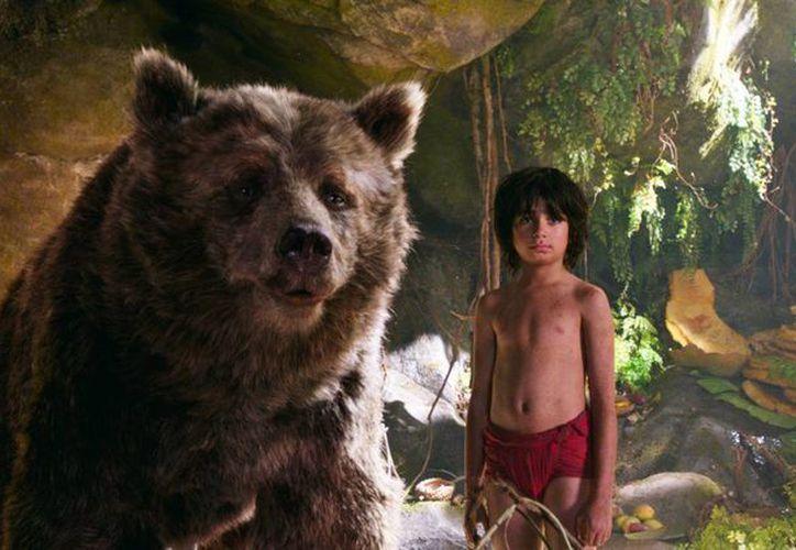 'El Libro de la Selva' llega a los cines este 15 de abril. En México es clasificación A. (Archivo AP)