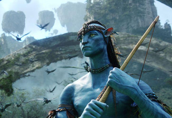 Avatar muestra la vida de los habitantes de Na'vi, un planeta extraterrestre. (avatarmovie.com).