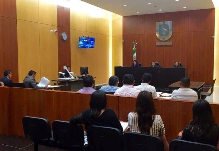 Ex servidores públicos fueron vinculados por violación y violencia. (Novedades Yucatán)