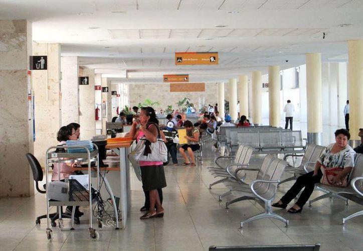 El hospital de alta especialidad atiende a gente de Campeche y Q. Roo. (Milenio Novedades)