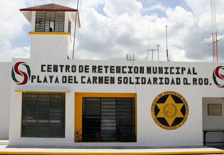Tras la riña ocasionada ayer en la cárcel de Playa del Carmen, el personal será investigado para encontrar a posibles cómplices. (Foto: Octavio Martínez/SIPSE)