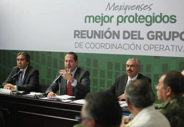 El Mandatario indicó que se reforzará la seguridad en el estado durante las vacaciones de Semana Santa. (Facebook/Eruviel Ávila)