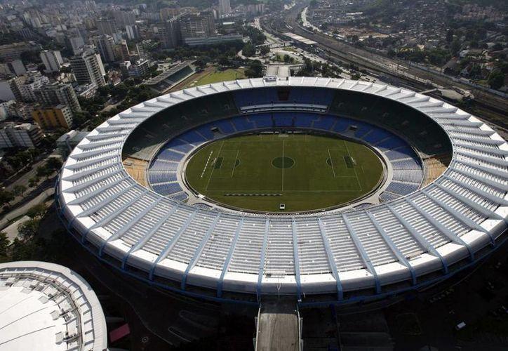El estadio Maracaná estará totalmente aislado de automotres en lo que dura la gesta mundialista. (EFE/Archivo)