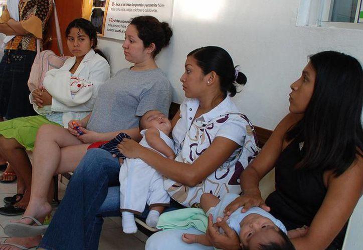 Yucatán ocupa el lugar 13 a nivel nacional en embarazo infantil, en mujeres entre 10 y 14 años y el sitio 22 en embarazo adolescente. (Archivo/Sipse)