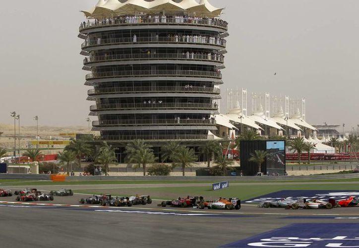 """Estiman que el Gran Premio de Bahréin iba a ser víctima de """"actos de sabotaje y atentados explosivos"""". (EFE)"""