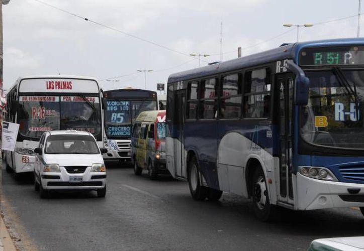 Cancún cuenta con infraestructura adecuada, pero urge reordenar las rutas. (Redacción/SIPSE)