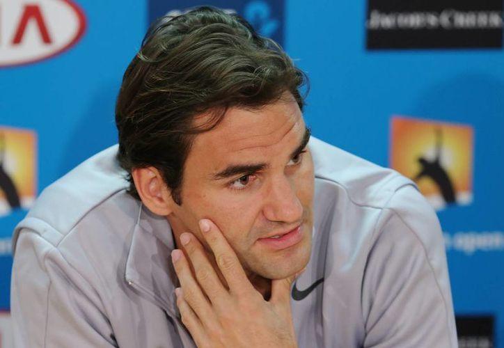 Federer terminó la temporada 2013 en el sexto puesto del ranking de la ATP. (Foto: Archivo/Agencias)