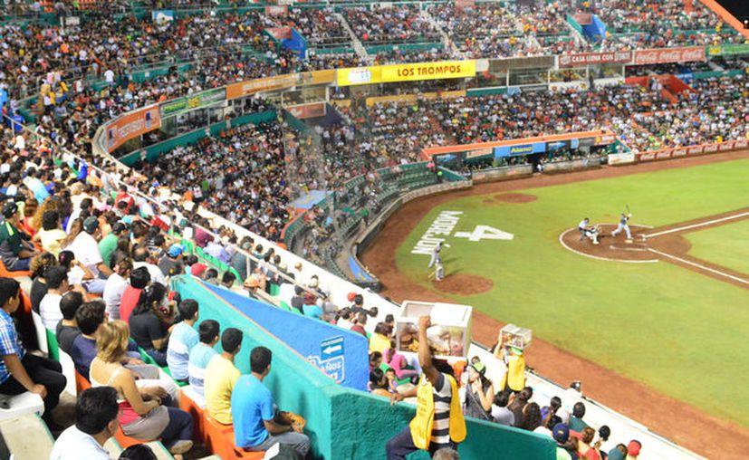 En 2015, el Kukulcán Álamo fue sede del Juego de Estrellas. (Foto: cortesía)