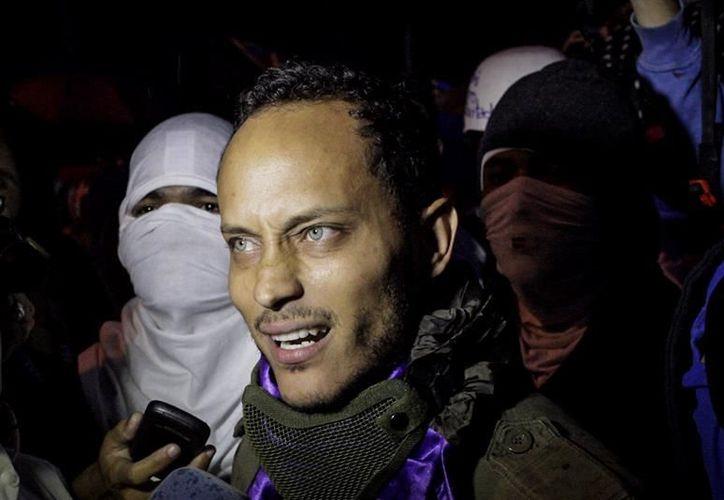 """El ex policía Oscar Pérez, acusado de """"ataque terrorista"""" al Supremo, murió en una operación de autoridades venezolanas. (Foto: 24 horas)"""