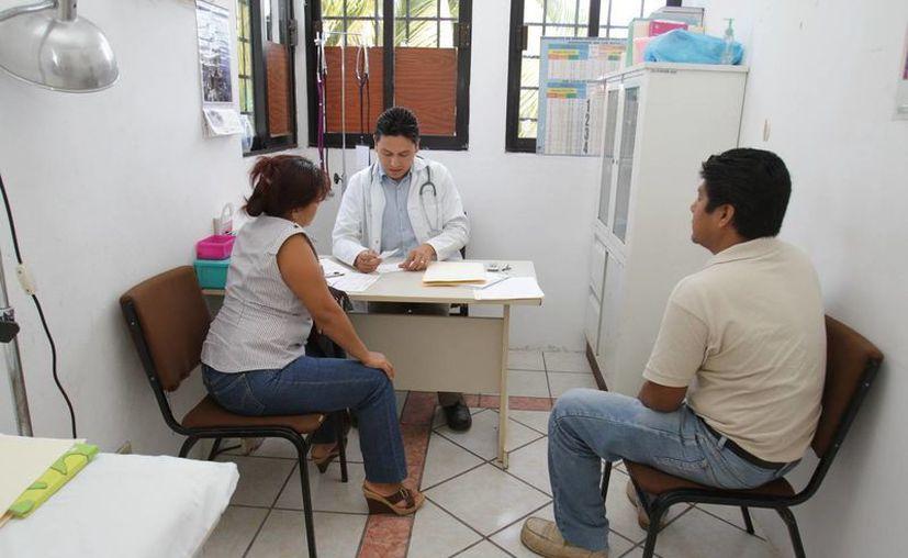 Se ha dado prioridad a los temas de salud, en especial en la atención a las niñas, niños, personas de la tercera edad, discapacitados y mujeres embarazadas. (Redacción/SIPSE)