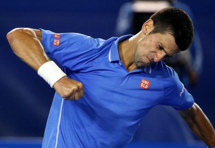 'Nole' enfrentará en la final a Andy Murray. (Foto: AP)
