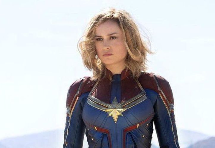 El primer trailer de Captain Marvel ya se encuentra disponible. (Marvel)