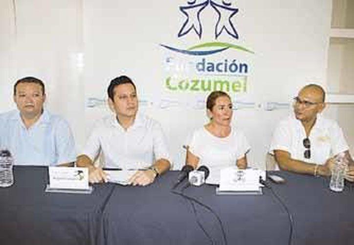 La Fundación Cozumel, es uno de los patrocinadores del diplomado en Desarrollo de Líderes Sociales. (Irving Canul/SIPSE)