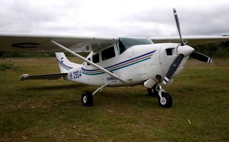 Se desploma aeronave en Sinaloa; siete personas pierden la vida